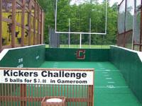 Kickers Challenge